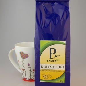 kolesterko čaj