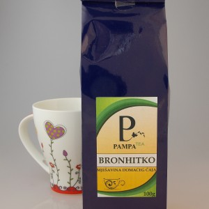 bronhitko čaj