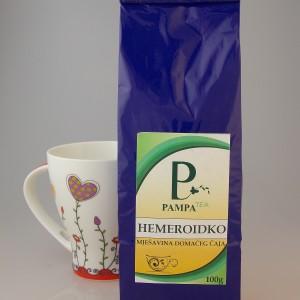 hemeroidko čaj