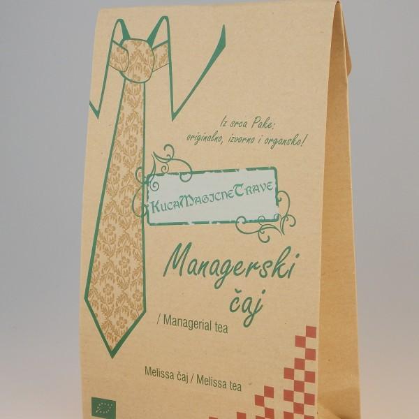 KUĆA MAGIČNE TRAVE / managerski čaj