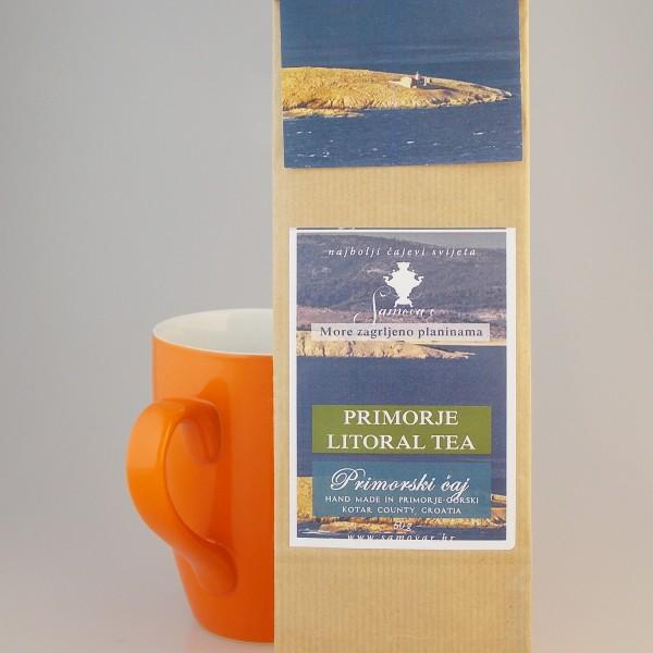 primorski čaj samovar