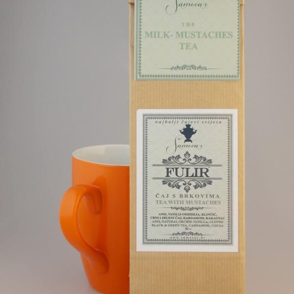 fulir čaj samovar