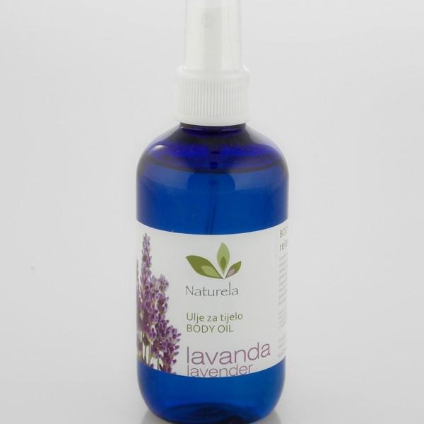 ULJE ZA TIJELO Lavender NATURELA
