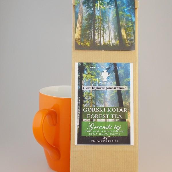 Goranski čaj samovar
