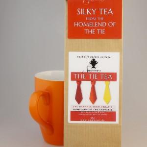 kravata čaj samovar