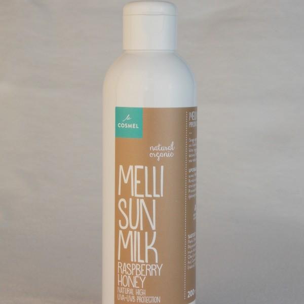 sun milk cosmel