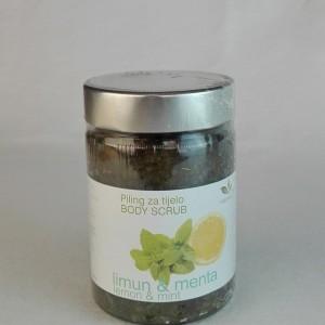 piling limun menta bioetnaturalis