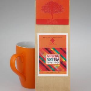 SAMOVAR Ginseng Goji čaj