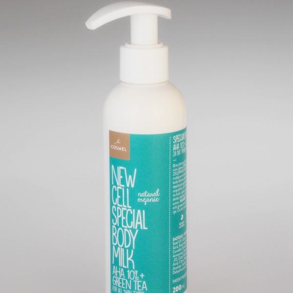 Cosmel Body milk AHA10%