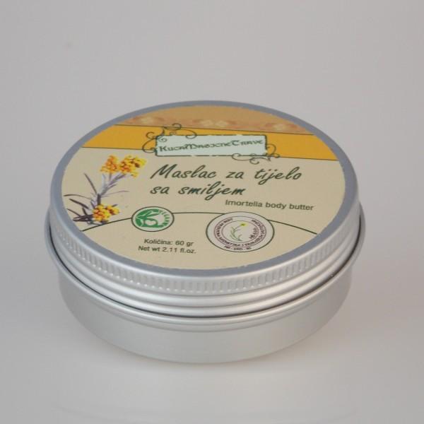 Maslac smilje / kuća magične trave