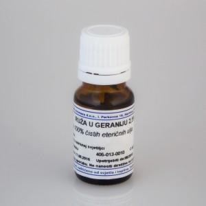 Aromara ruža u geraniju eterično ulje