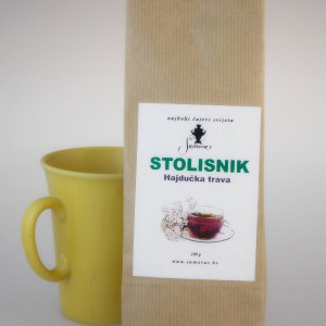 Samovar čaj stolisnik