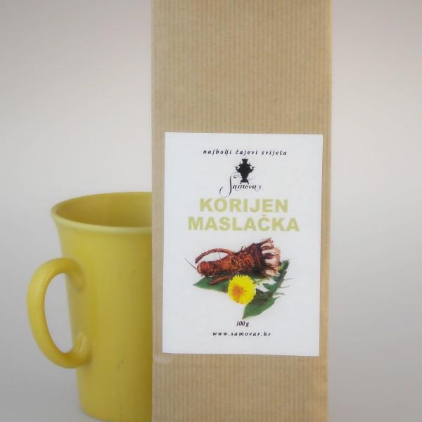 Samovar čaj korijen maslačka