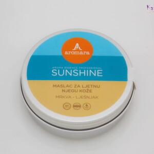 AROMARA SUNSHINE maslac za sunčanje