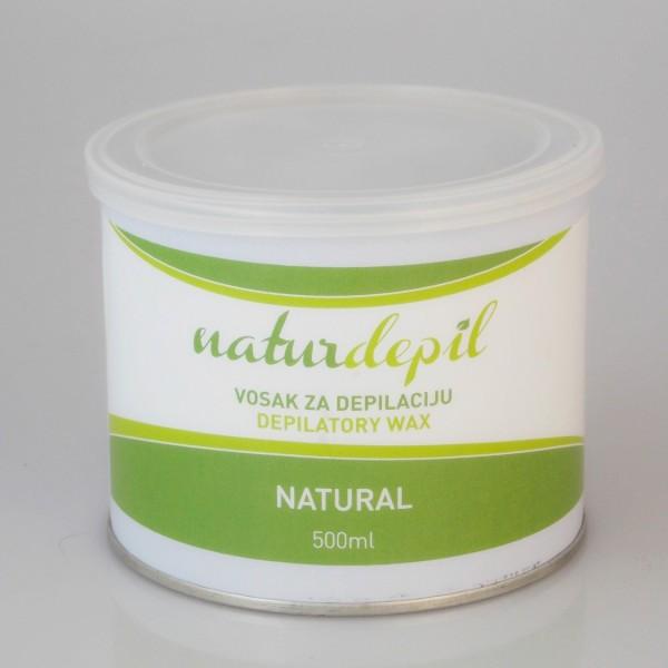 Naturdepil vosak za depilaciju  Natural