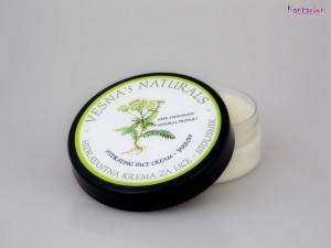 VESNA'S NATURALS - hidratantna krema stolisnik