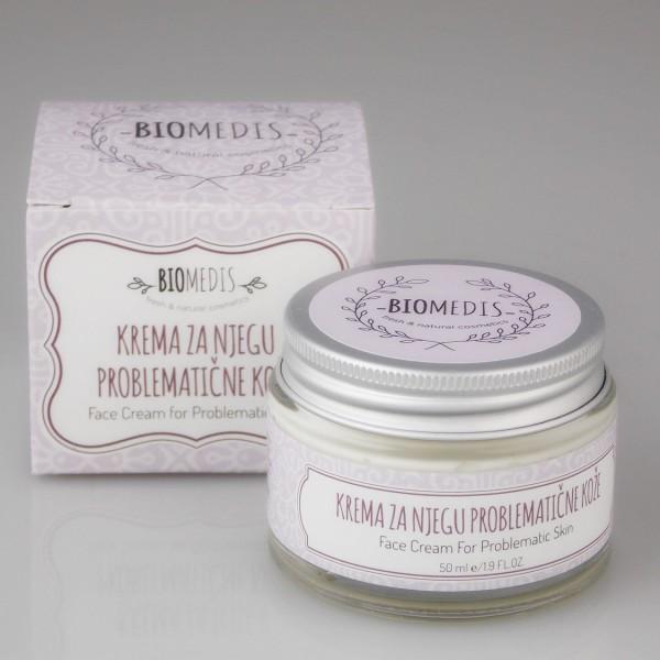 BIOMEDIS krema za problematičnu kožu