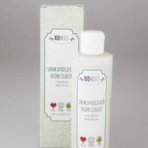 BIOMEDIS serum za kožu sklonu celulitu