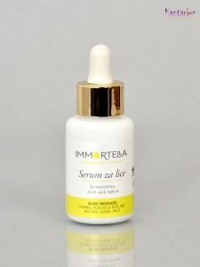 IMMORTELLA serum za lice