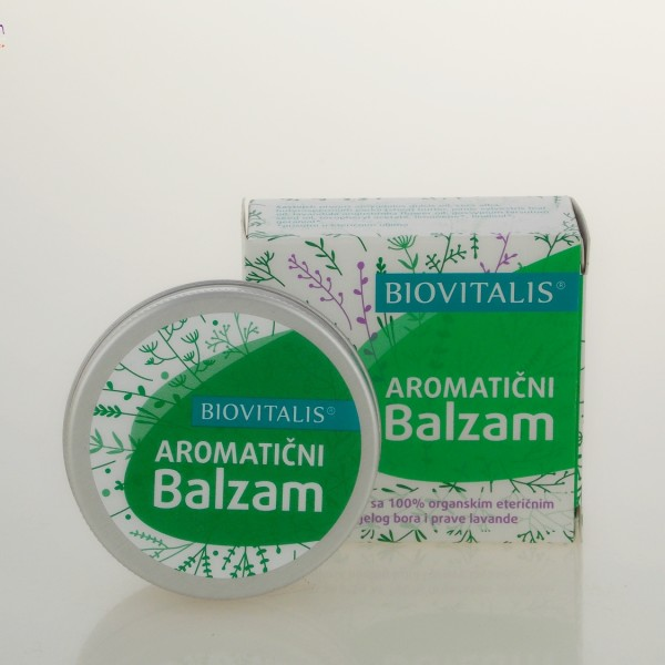 BIOVITALIS aromatični balzam
