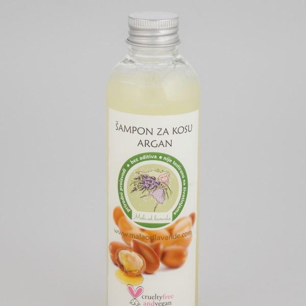MALA OD LAVANDE šampon Argan
