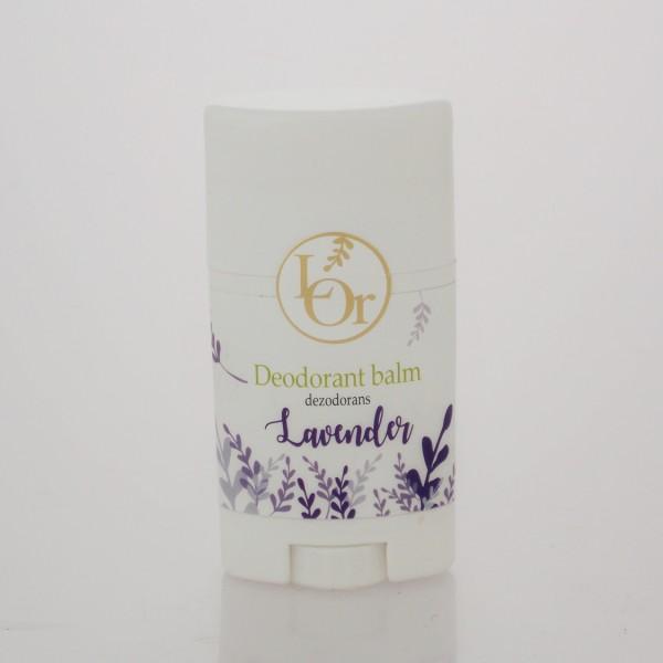 LOR dezodorans Lavender