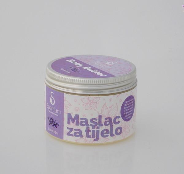 SPARTIUM maslac za tijelo