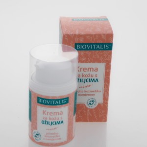 BIOVITALIS krema za ožiljke