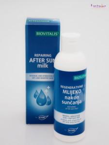 BIOVITALIS -mlijeko za sunčanje