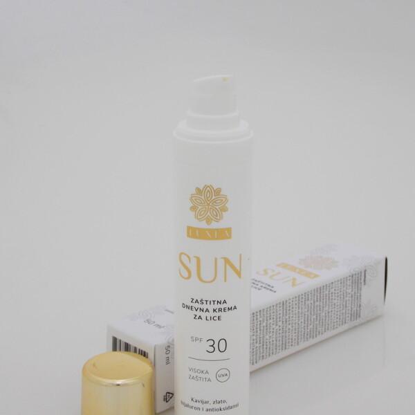 LUXEA SUN krema za lice SPF30