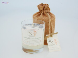 Nerina candles Lavender & Rosemary