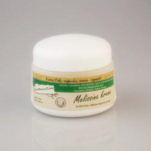 KUĆA MAGIČNE TRAVE -Melissina krema za suhu kožu