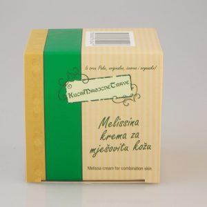KUĆA MAGIČNE TRAVE -Melissina krema za mješovitu kožu