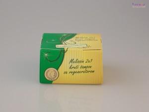 KUĆA MAGIČNE TRAVE/ Melissin 2u1 kruti šampon s regeneratorom