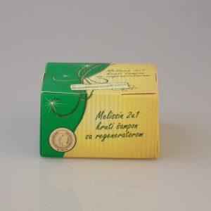 KUĆA MAGIČNE TRAVE -Melissin 2u1 kruti šampon sa regeneratorom