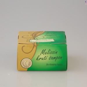 KUĆA MAGIČNE TRAVE/ Melissin kruti šampon za masnu kosu