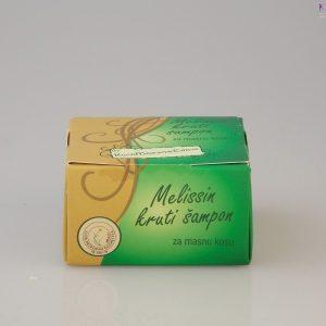 KUĆA MAGIČNE TRAVE -Melissin kruti šampon za masnu kosu