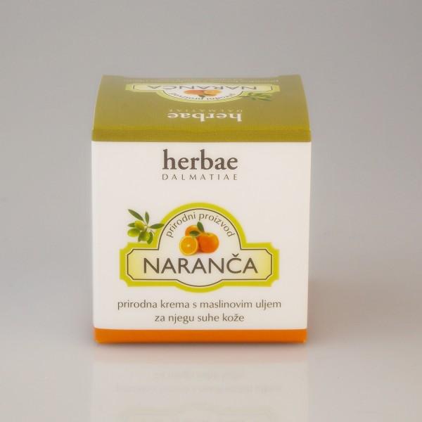 Krema suha k. naranča Herb.Dalm.