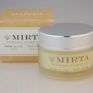 MIRTA  -krema za lice smilje