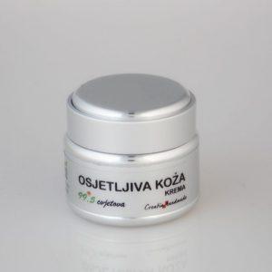 AVALIS -Krema za osjetljivu kožu