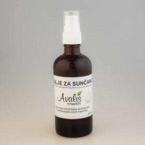 AVALIS -ulje za sunčanje