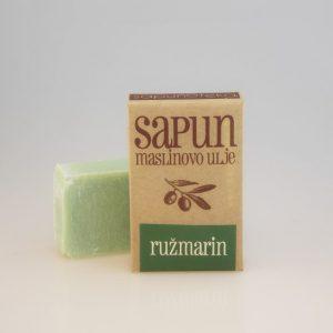 SAPUNOTEKA -sapun ružmarin i metvica