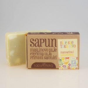 SAPUNOTEKA -sapun Nije sve tako sivo