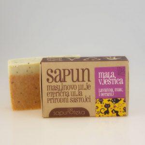 SAPUNOTEKA -sapun Mala vještica