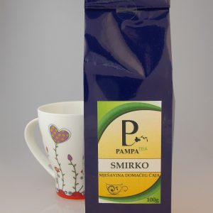 PAMPA TEA -SMIRKO čaj