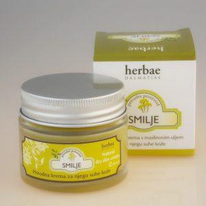 HERBAE DALMATIAE -krema za suhu kožu smilje