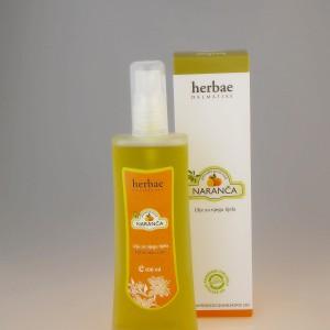 ulje naranča herbae dalmatiae