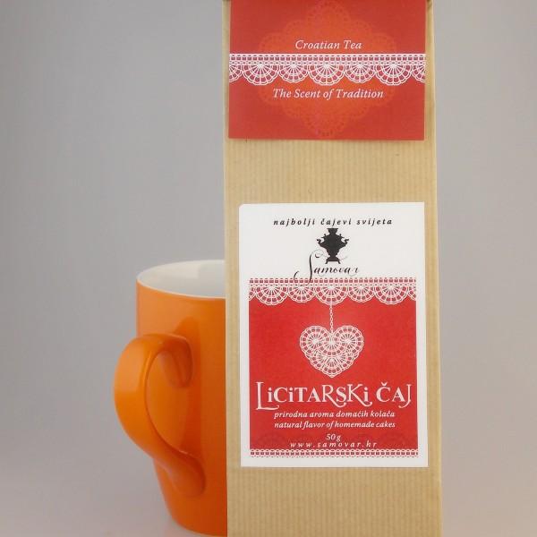 licitarski čaj samovar