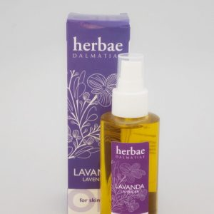 HERBAE DALMATIAE -ulje za njegu tijela lavanda