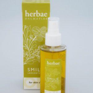 HERBAE DALMATIAE -ulje za njegu tijela smilje
